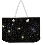 Double Cluster, Ngc 869 And Ngc 884 Weekender Tote Bag