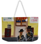 Double Dd's Weekender Tote Bag