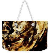 Double Espresso Weekender Tote Bag by Sharon Cummings