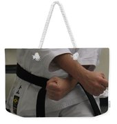 Double Fisted Weekender Tote Bag