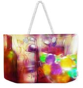 Double Kitchen Vision Weekender Tote Bag