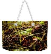Double Rainforest Weekender Tote Bag