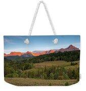 Double Rl Ranch Weekender Tote Bag