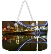 Double Skyline  Weekender Tote Bag
