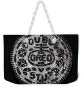 Double Stuff Oreo Weekender Tote Bag by Rob Hans