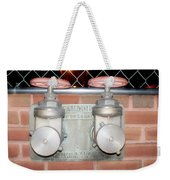 Double  Weekender Tote Bag