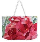Double Tulip Weekender Tote Bag