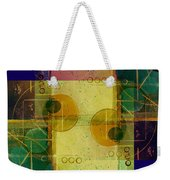 Double Vision Weekender Tote Bag