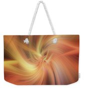 Doubled Vibrations Of Light Weekender Tote Bag