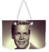 Doug Mcclure, Vintage Actor Weekender Tote Bag