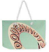 Doughnuts Weekender Tote Bag