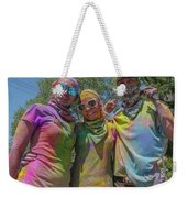 Doused With Color 2 Weekender Tote Bag