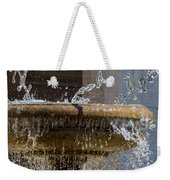 Water Of The Doves Weekender Tote Bag