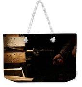 Dowel Pointer Weekender Tote Bag