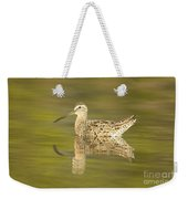 Dowitcher Reflection I Weekender Tote Bag