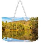 Down By The Lake Weekender Tote Bag