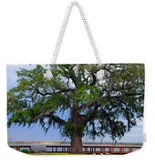Down By The River Side Weekender Tote Bag