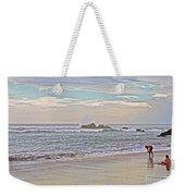 Down By The Sea Weekender Tote Bag