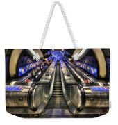 Down From A Cloud. Up From The Underground. Weekender Tote Bag