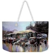 Down In The Dell Weekender Tote Bag