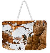 Down Into The Canyon Weekender Tote Bag