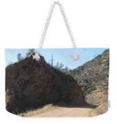 Down The Hall And To The Left Weekender Tote Bag