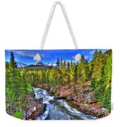 Down The River Weekender Tote Bag