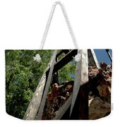 Down The Shaft II Weekender Tote Bag