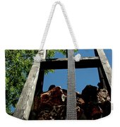 Down The Shaft Virginia City Nv Weekender Tote Bag
