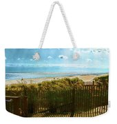 Down To The Beach Weekender Tote Bag