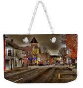 Down Town Lexington Va Weekender Tote Bag