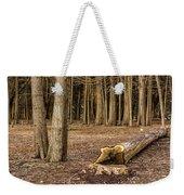 Down Tree Weekender Tote Bag