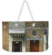 Downer Weekender Tote Bag