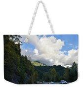 Downhill Road Weekender Tote Bag