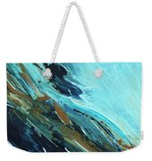 Downhill Slide Weekender Tote Bag