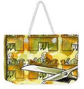 Downsizing Weekender Tote Bag