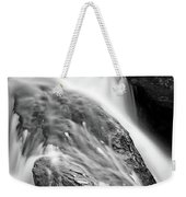 Downstream From Anna Ruby Falls Weekender Tote Bag