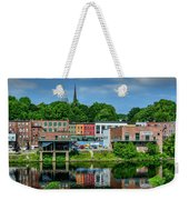 Downtown Augusta, Maine Weekender Tote Bag