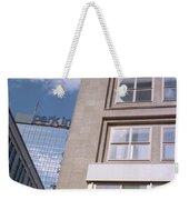 Downtown Berlin Weekender Tote Bag