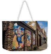 Downtown Clowns Weekender Tote Bag
