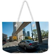Downtown Detroit Weekender Tote Bag