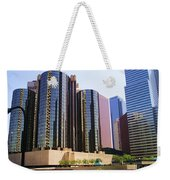 Downtown Los Angeles - 01 Weekender Tote Bag