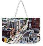 Downtown Manchester Weekender Tote Bag