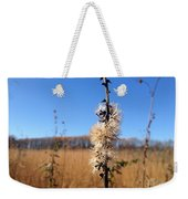 Downtown Meadow Architecture Weekender Tote Bag