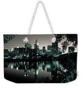 Downtown Minneapolis At Night II Weekender Tote Bag