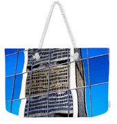 Downtown Montreal Weekender Tote Bag by Juergen Weiss