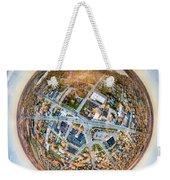Downtown Mukwonago Little Planet Weekender Tote Bag