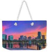 Downtown Orlando Florida  Weekender Tote Bag