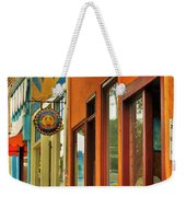 downtown Point Arena Weekender Tote Bag