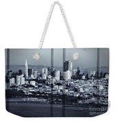 Downtown San Francisco Weekender Tote Bag